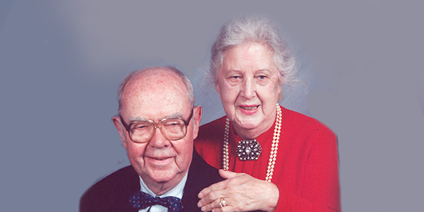 Alumna's legacy sustains family and will provide scholarships for future students